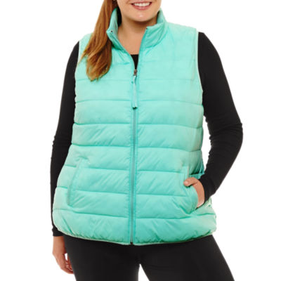 Xersion Quilted Vest-Plus