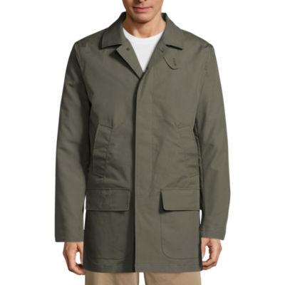 Claiborne Mac Coat Midweight Twill Field Jacket