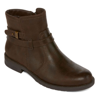 Yuu Womens Clayton Booties Zip