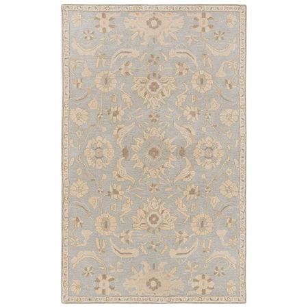 Decor 140 Hanzei Rectangular Rugs, One Size , Gray