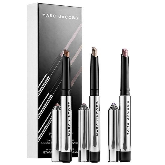 Marc Jacobs Beauty Twinkle Pop Eyeshadow Stick Trio