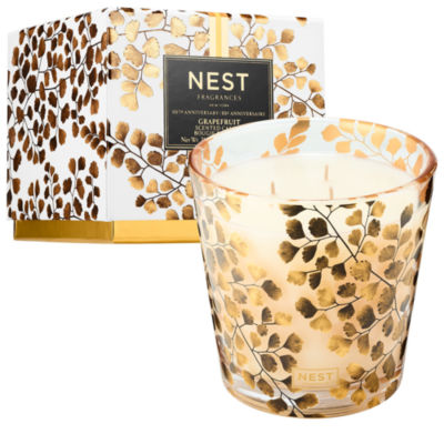 NEST 10th Anniversary Grapefruit Candle