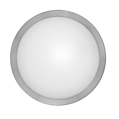 Eglo Arezzo 1-Light 11 inch Matte Nickel Wall Light