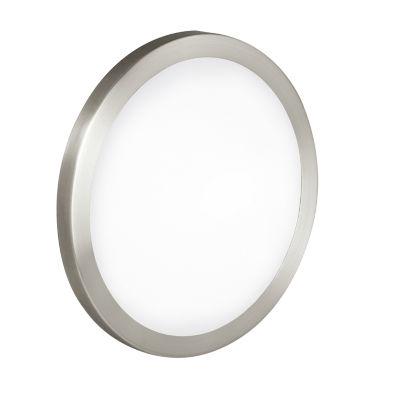 Eglo Arezzo 1-Light 14 inch Matte Nickel Wall Light