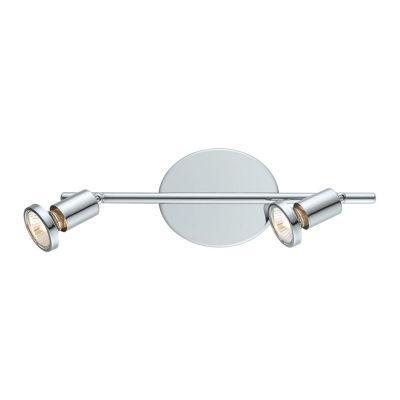 Eglo Buzz 2-Light 120V Track Lighting Ceiling Light