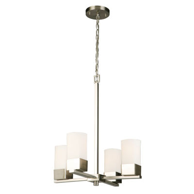 Eglo Ciara Springs 4-Light 18 inch Chandelier Ceiling Light