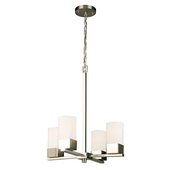 Eglo Ciara Springs 4-Light 18 inch Chandelier Ceiling Light