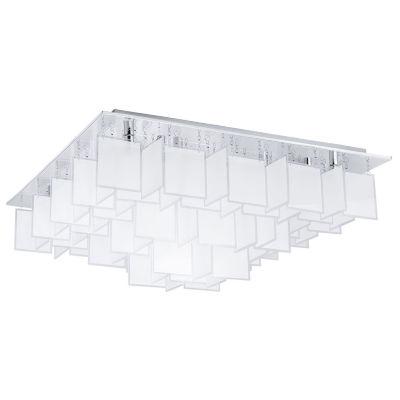 Eglo Condrata (1) 16 Light 30 inch Chrome CeilingLight