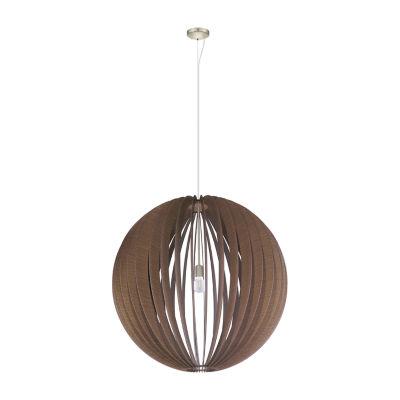 Eglo Cossano 1-Light 39 inch Pendant Ceiling Light