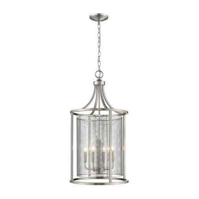 Eglo Verona 4-Light 18 inch Foyer Pendant Ceiling Light