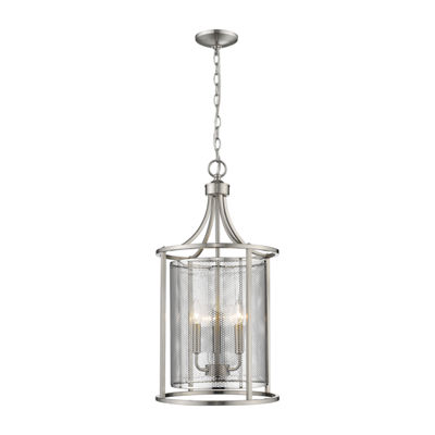 Eglo Verona 3-Light 14 inch Foyer Pendant Ceiling Light