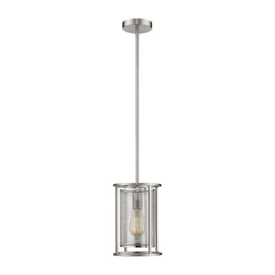 Eglo Verona 1-Light 7 inch Mini Pendant Ceiling Light