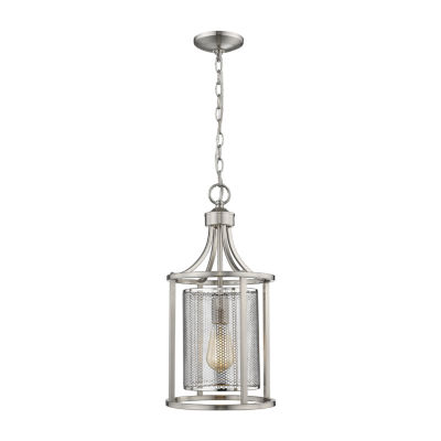 Eglo Verona 1-Light 10 inch Foyer Pendant Ceiling Light