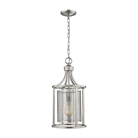 Eglo Verona 1-Light 10 inch Foyer Pendant Ceiling Light