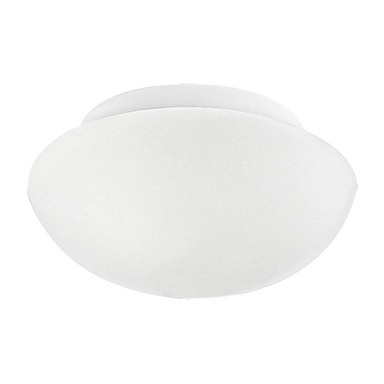 Eglo Ella 1-Light Iron Ceiling Light