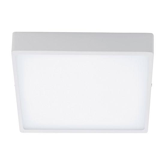 Eglo Fueva I LED 12 inch White Flush Mount Ceiling Light
