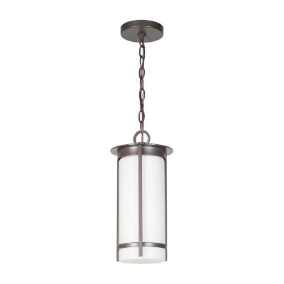 Eglo Truxton 1-Light 5 inch Graphite Mini Pendant Ceiling Light