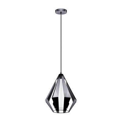 Eglo Taroca 1-Light 12 inch Pendant Ceiling Light