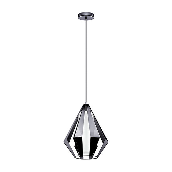 Eglo Taroca 1-Light 12 inch Pendant Ceiling Light