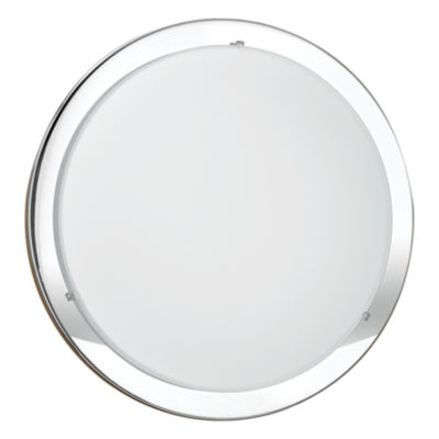 Eglo Planet 1-Light 12 inch Wall Light