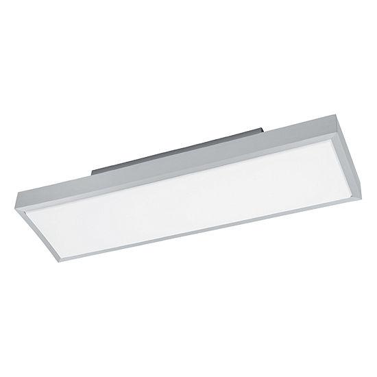 Eglo Idun LED 8 inch Brushed Aluminum Flush Mount Ceiling Light