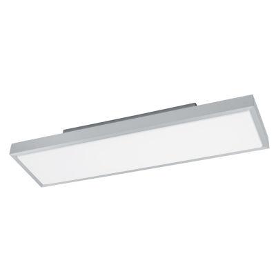 Eglo Idun LED 8 inch Brushed Aluminum Flush MountCeiling Light