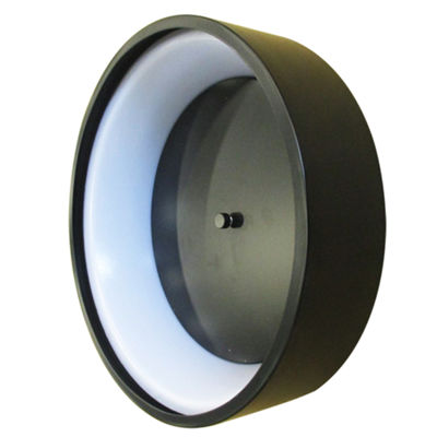 Eglo Marghera I LED 23 inch Matte Black Flush Mount Ceiling Light