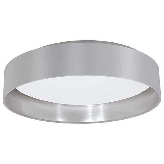 Eglo Maserlo LED 16 inch Flush Mount Ceiling Light