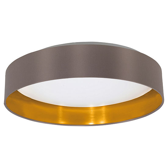 Eglo Maserlo LED 16 inch Flush Mount Ceiling Light