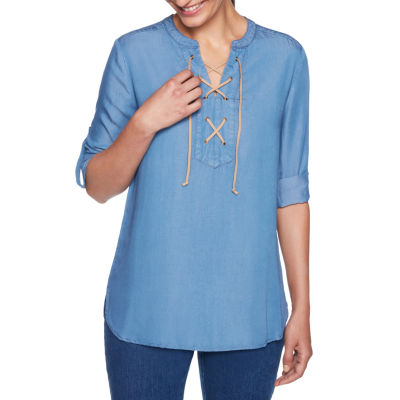 Lark Lane Desert Drifter Tunic Top