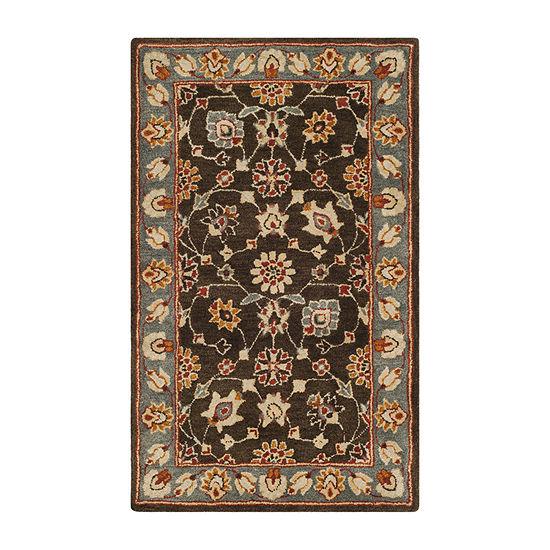 Safavieh Heritage Collection Donette Oriental Area Rug