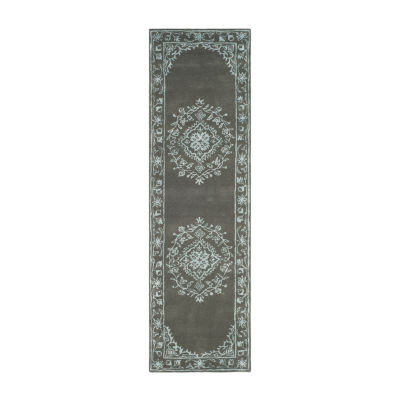 Safavieh Glamour Collection Dustin Oriental RunnerRug