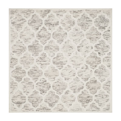 Safavieh Himalaya Collection Alison Abstract Square Area Rug