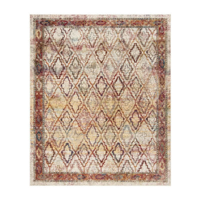 Safavieh Harmony Collection Brandt Geometric AreaRug