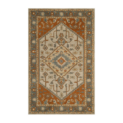Safavieh Heritage Collection Faris Oriental Area Rug