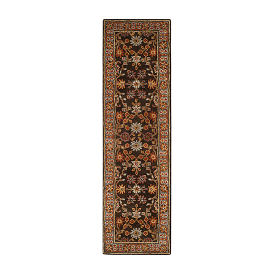 Safavieh Heritage Collection Johna Oriental Runner Rug