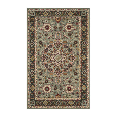 Safavieh Heritage Collection Raeburn Oriental Area Rug