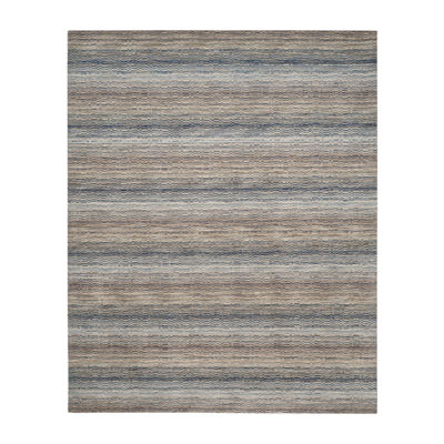 Safavieh Himalaya Collection Roy Striped Area Rug