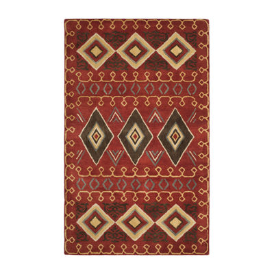 Safavieh Heritage Collection Ruth Geometric Area Rug