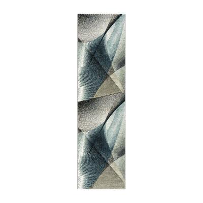 Safavieh Hollywood Collection Lynett Abstract Runner Rug