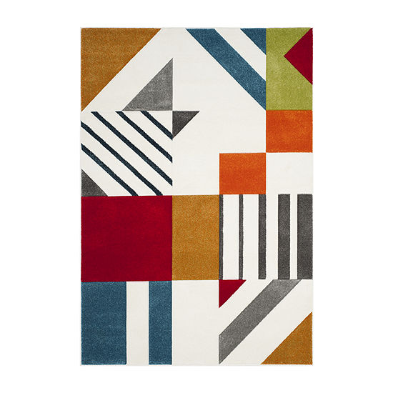 Safavieh Hollywood Collection Kyler Abstract Area Rug
