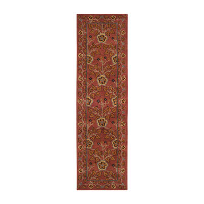 Safavieh Heritage Collection Summer Oriental Runner Rug