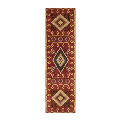 Safavieh Heritage Collection Ruth Geometric RunnerRug