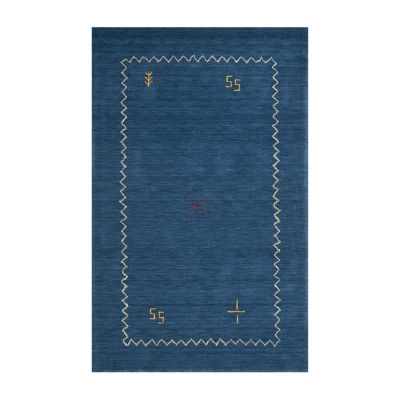 Safavieh Himalaya Collection Leo Solid Area Rug