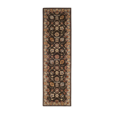 Safavieh Heritage Collection Donette Oriental Runner Rug