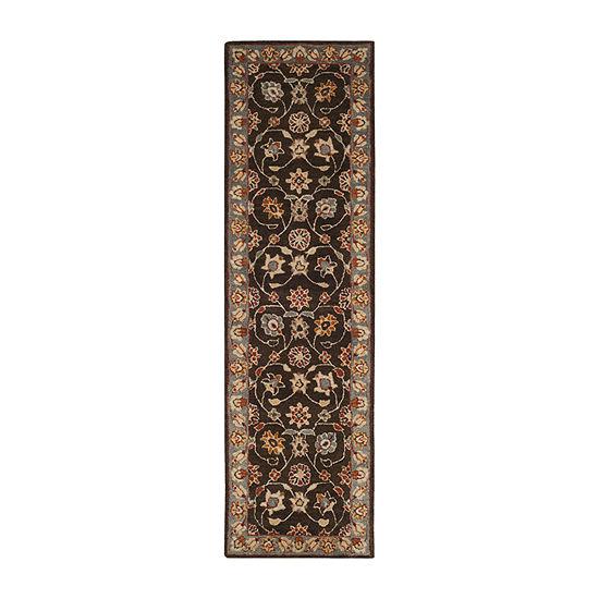 Safavieh Heritage Collection Donette Oriental Runner Rug