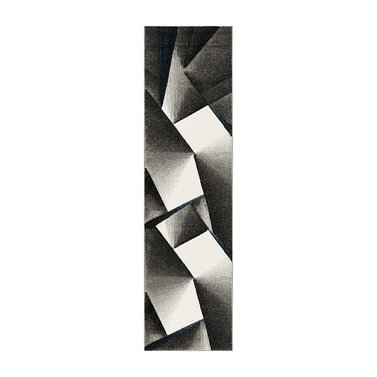 Safavieh Hollywood Collection Christy Abstract Runner Rug