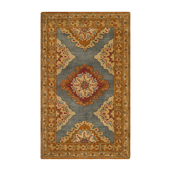 Safavieh Heritage Collection Lavone Oriental Area Rug
