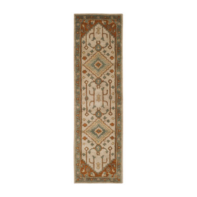 Safavieh Heritage Collection Faris Oriental Runner Rug