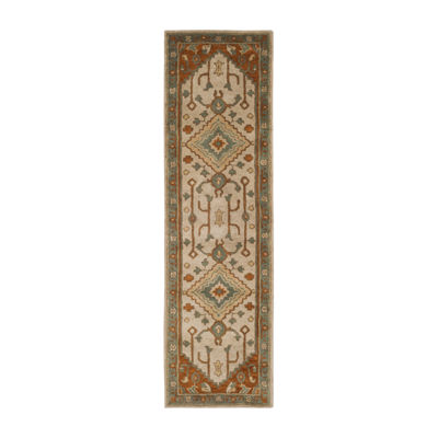 Safavieh Heritage Collection Faris Oriental RunnerRug